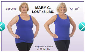 21 Day Fix Mary